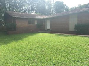 Very nice 3 bedroom 2 bath open plan family home located in the Ft Bayou Subdivision. Fresh paint inside and out.  New flooring and new stove. Double car garage and fenced in back yard.  Perfect starter home!Sq ft is not warranted or guaranteed.  Buyer to verify sq ft.  Sold AS IS