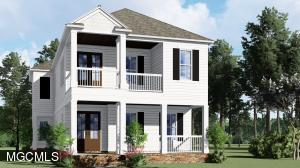 1018 Lafontaine St, Ocean Springs, MS 39564