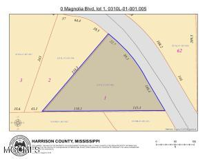 0 Magnolia Blvd Pass Christian MS 39571