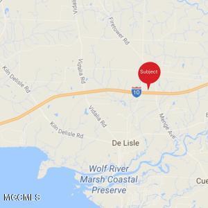 Lot 6 Menge / Interstate 10 Pass Christian MS 39571