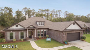 536 Dynsmore Pl, Long Beach, MS 39560