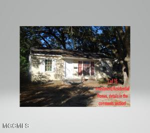1608 Gordon Ave, Biloxi, MS 39531