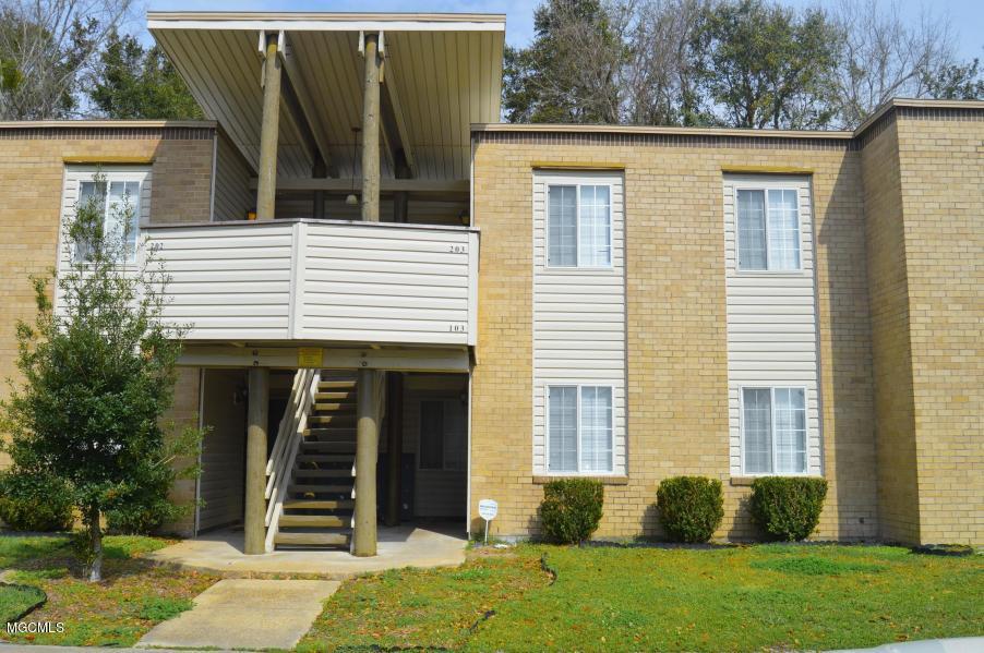 245 Mcdonnell Ave Unit: 103 Biloxi MS 39531