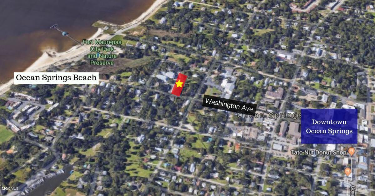 315 Washington Ave Ocean Springs MS 39564