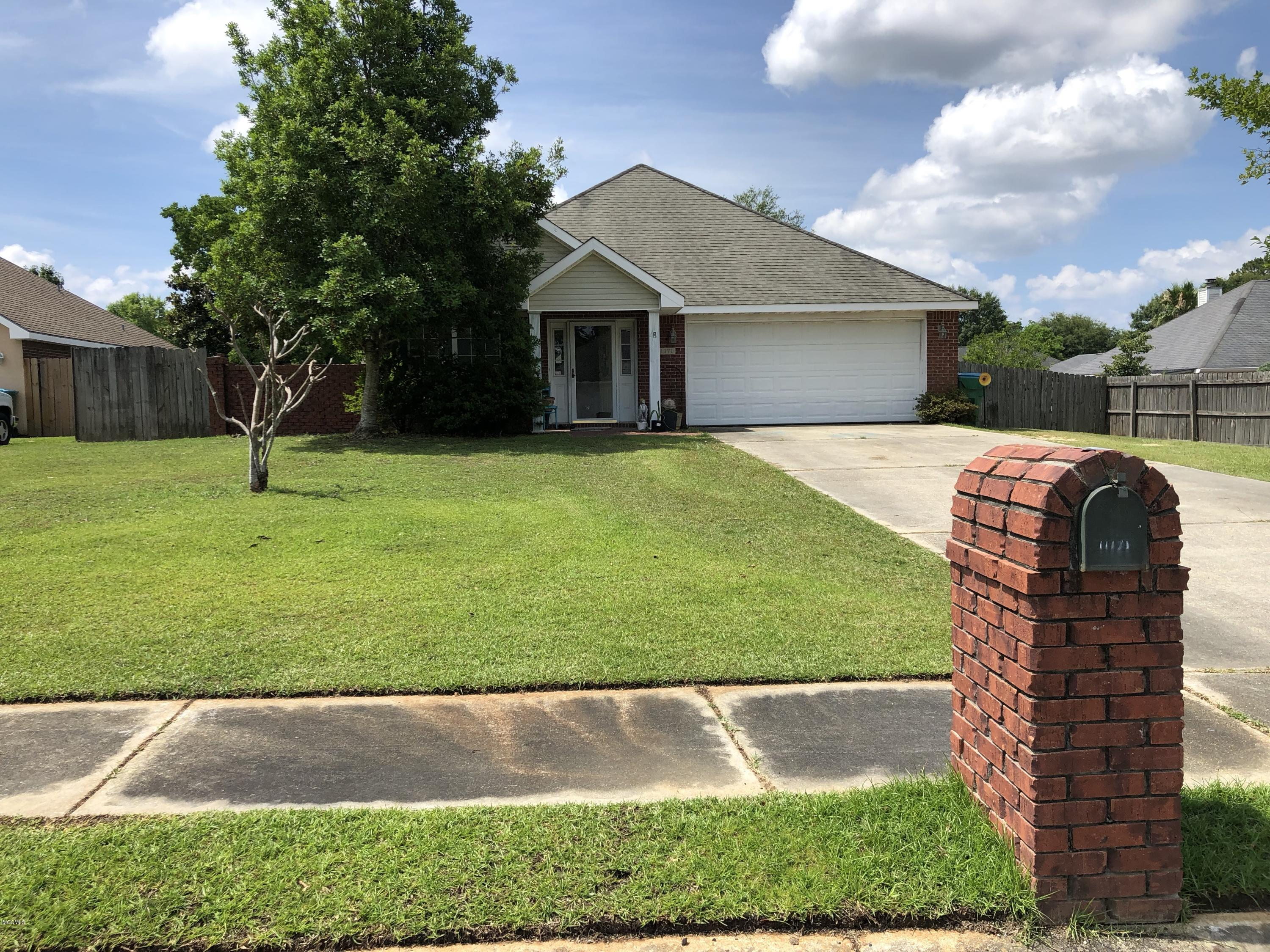 11171 Hidden Creek Dr Gulfport MS 39503