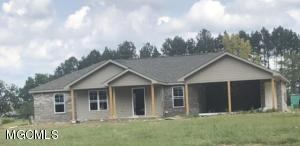 Brand new construction in East Central School District! 3 bedroom 2 bath home on 1.10 acres.  Pictures are only plan renderings. Color of brick and siding are not color in picture.  Home will have 2 car carport no garage