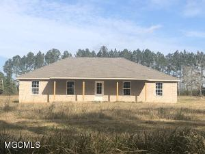 New construction in East Central School District on 1.23 acres.  Open floor plan, 3 bedroom 2 bath with carport. Completion date mid February.