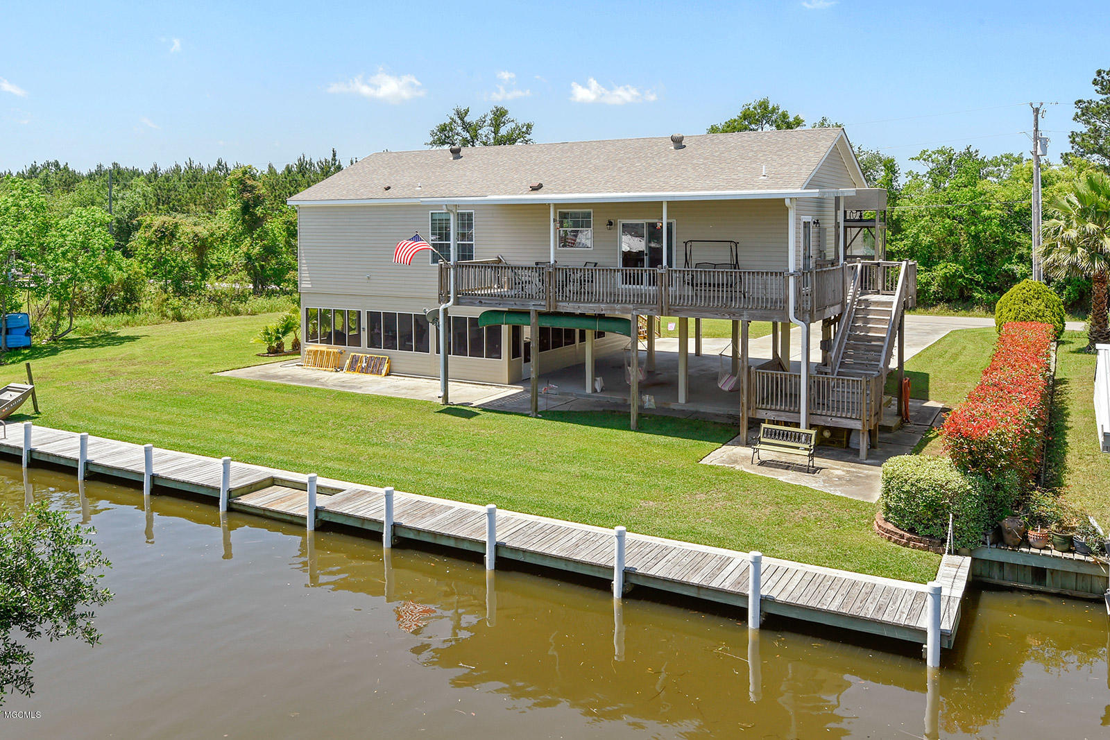 Homes For Sale Mississippi Gulf Coast Waterfront Homes For Sale