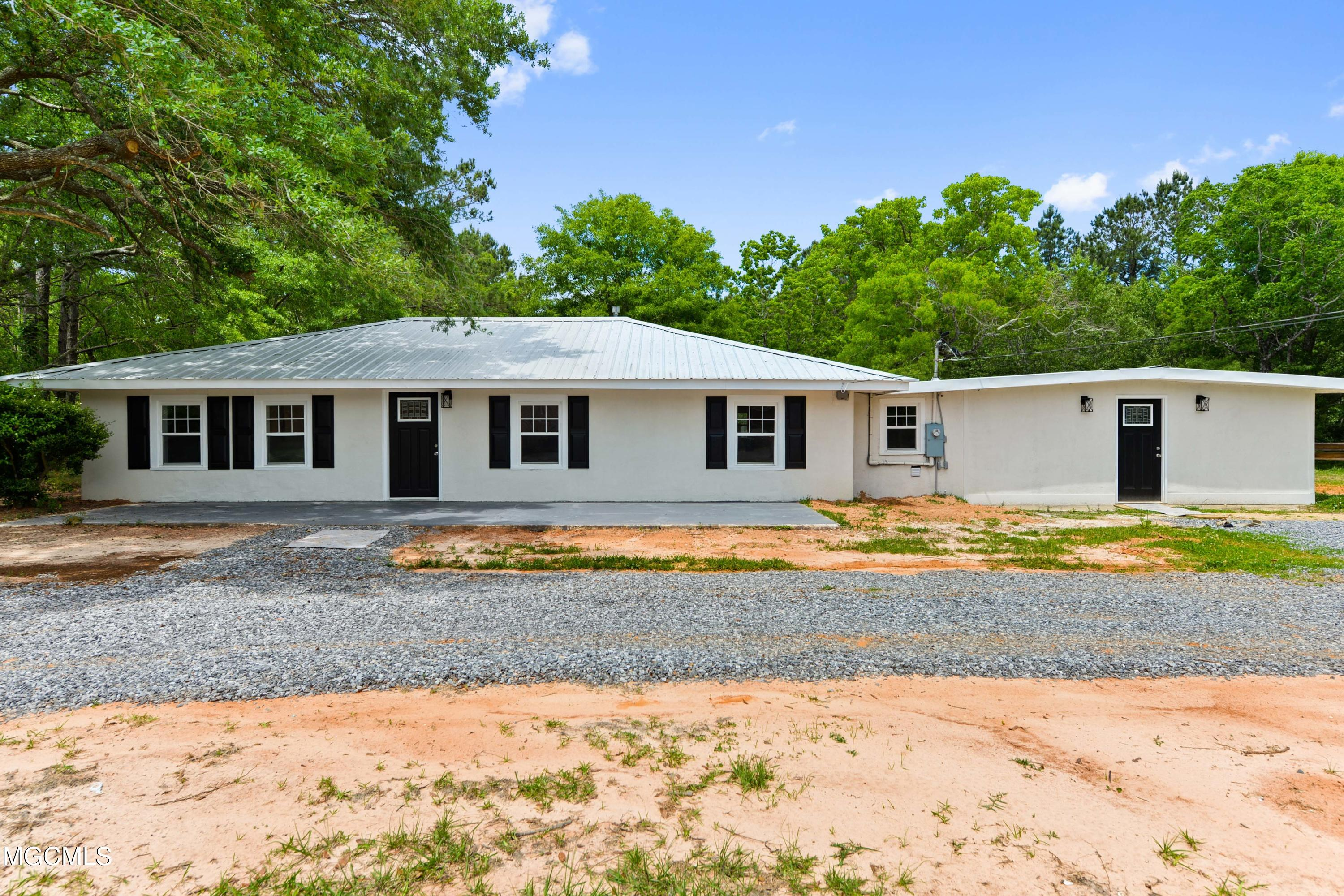 4 bedroom 2 bath on 4 acres in East Central School District. Home has been completely updated. All new electrical and plumbing.