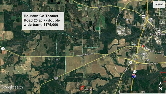 o Toomer Road, Perry, GA 31047