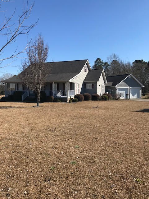199 Abney Road, Cochran, GA 31014