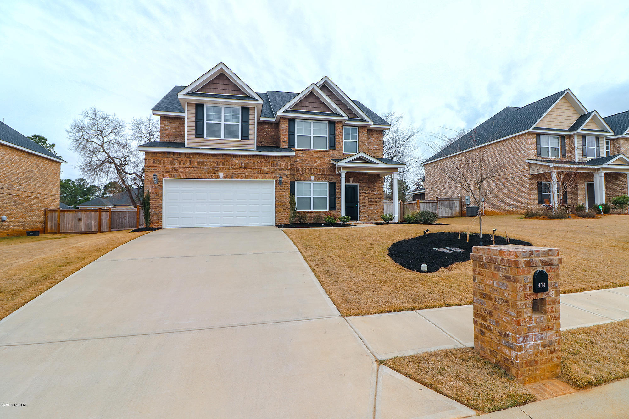 414 Red Hawk Pointe , Kathleen, GA
