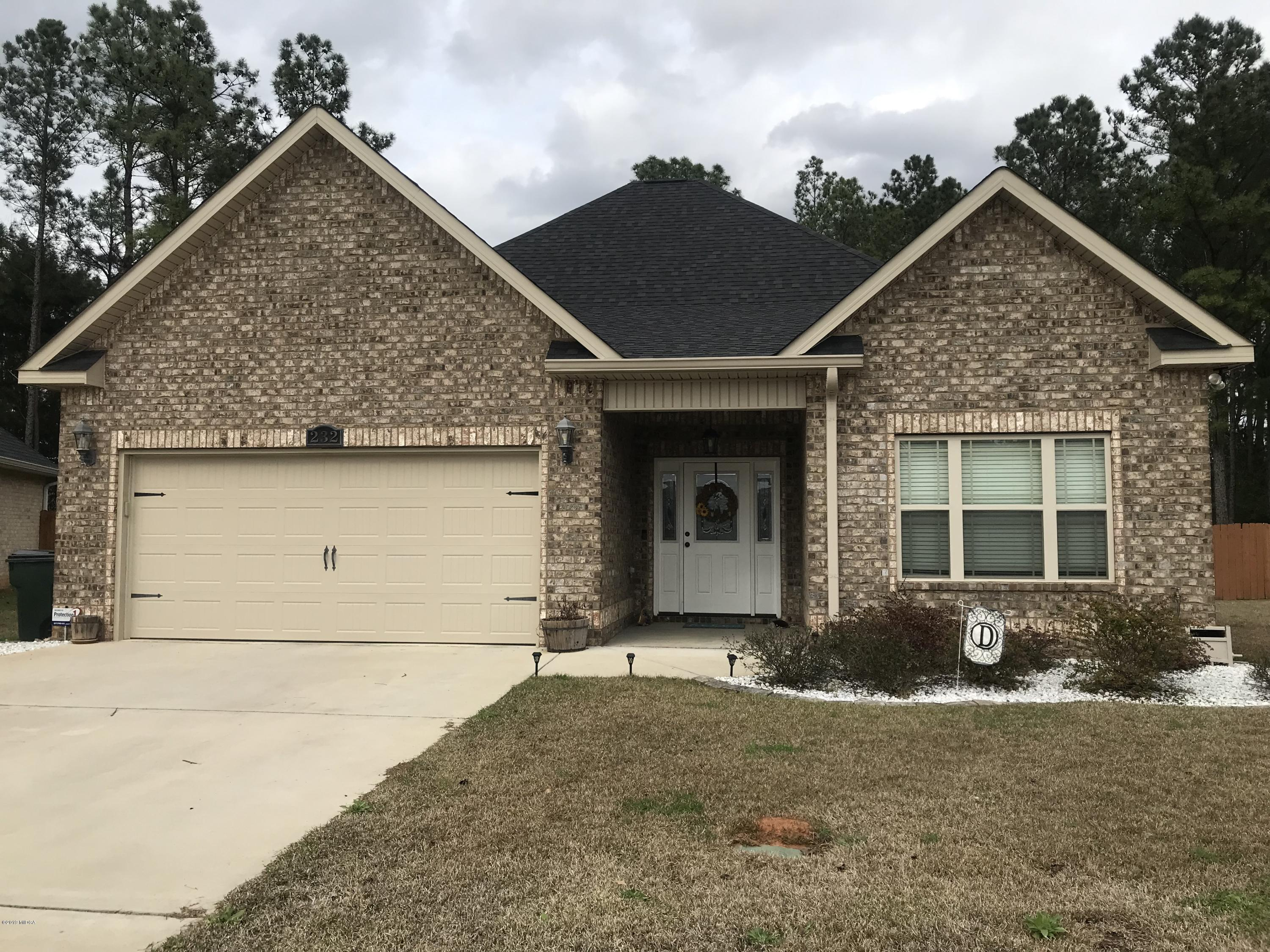 232 Logans Mill Trail , Warner Robins, GA 31093
