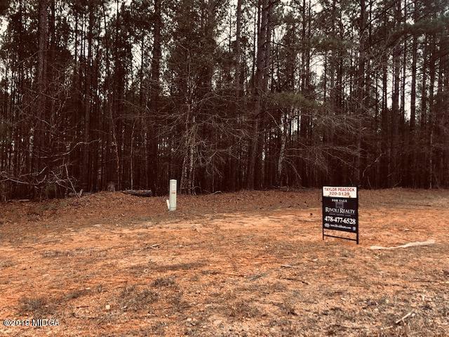 LOT 150 Lake Crest Drive Sparta, GA - For Sale - Fickling