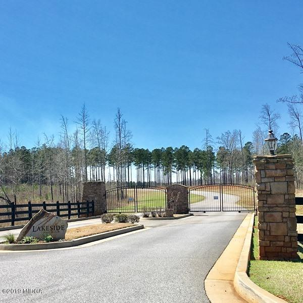 Lot 45 Lakeside On Sinclair  Eatonton GA