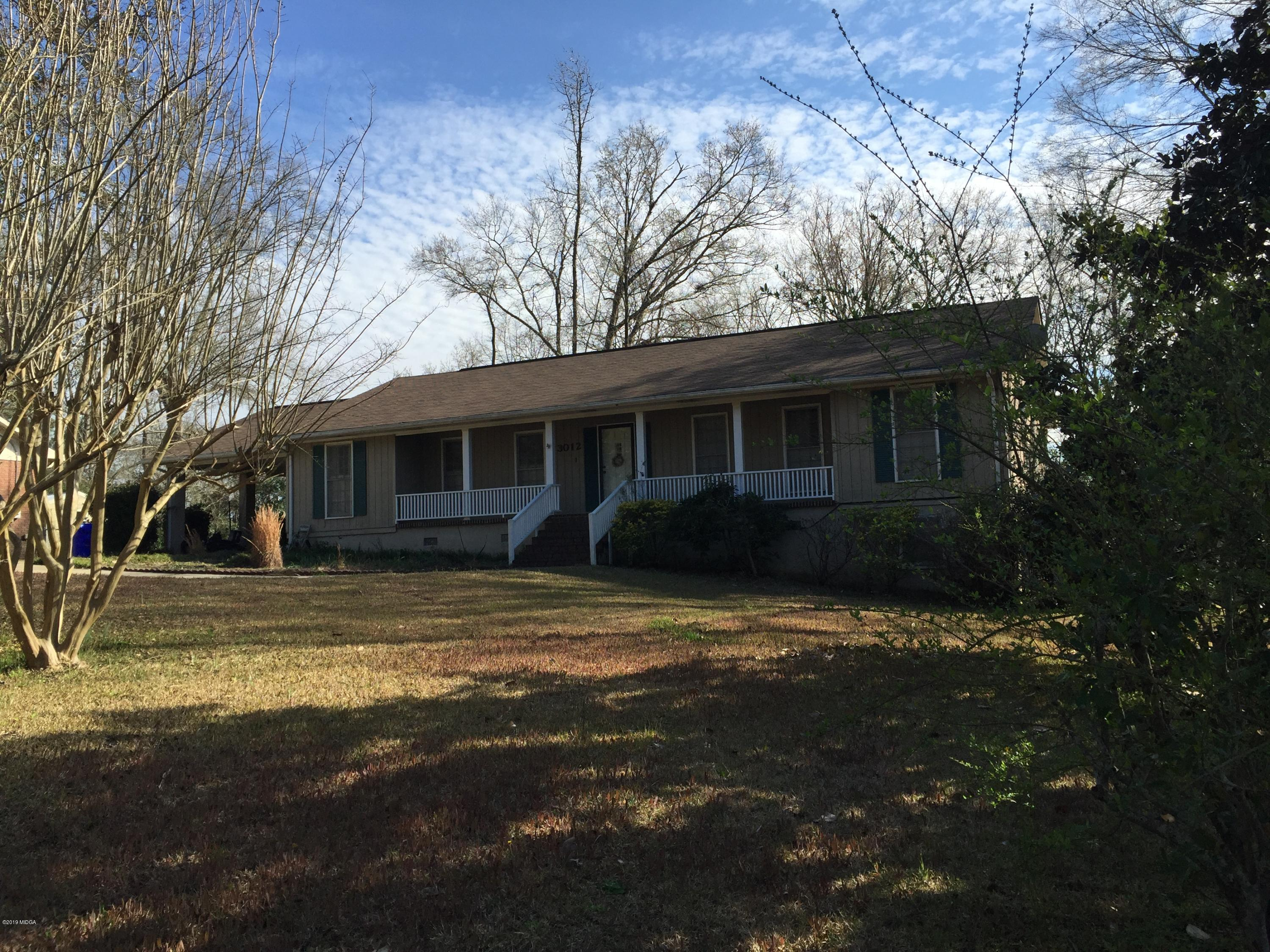 3012 Claridge Court, Macon, GA 31204