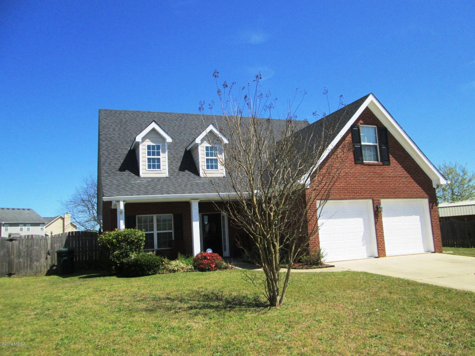 495 Bob White Road, Macon, GA 31216