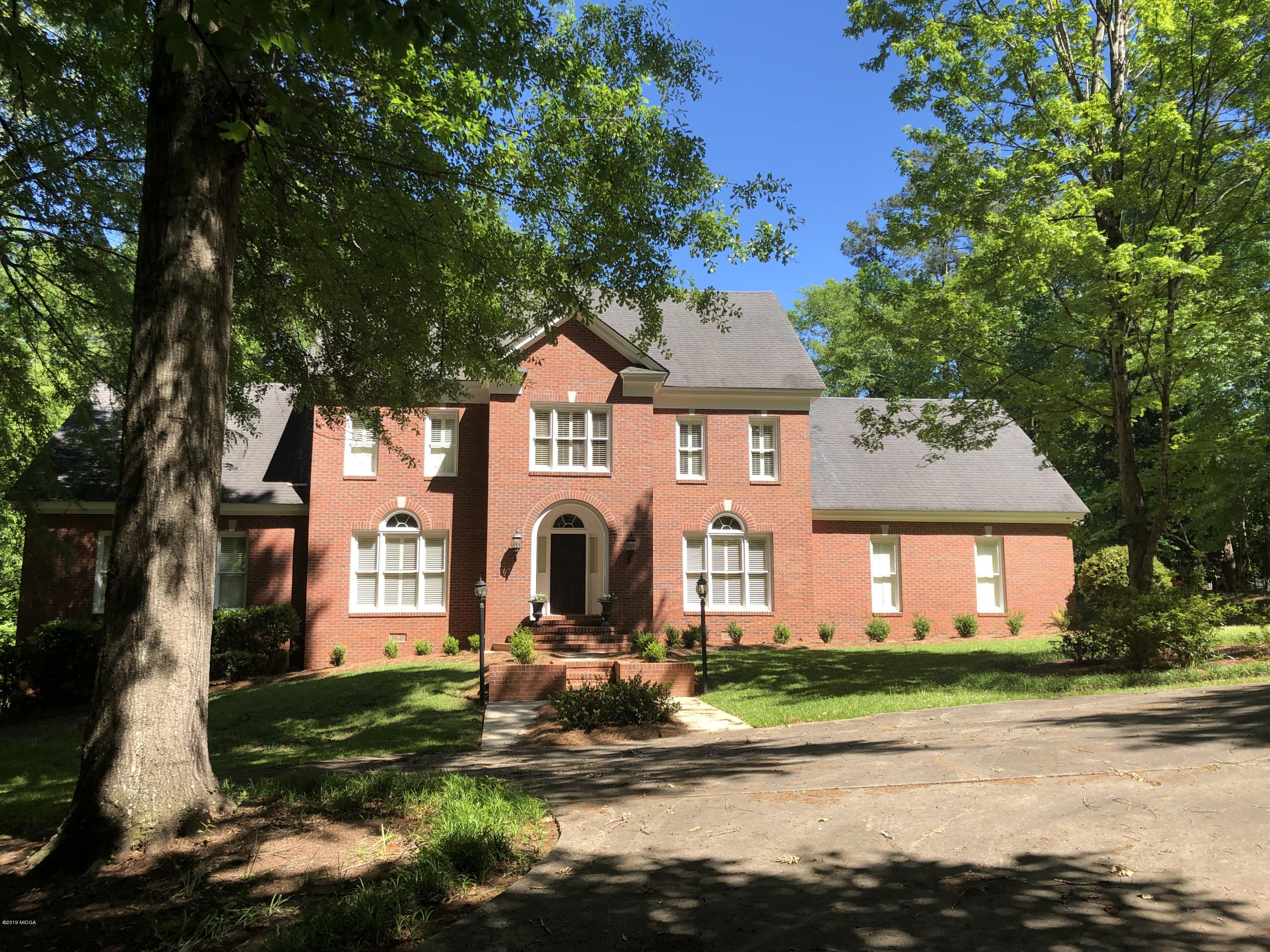 1231 Woodcrest Drive, Macon, GA 31210