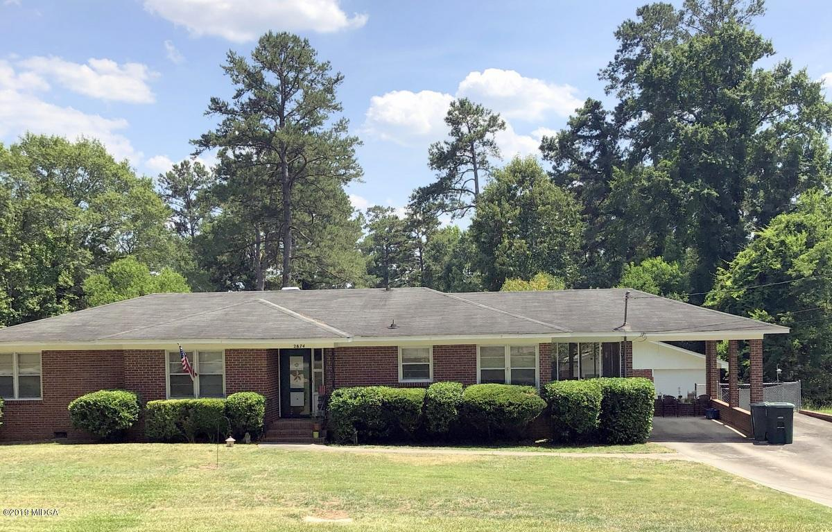 2874 Riverview Road, Macon, GA 31204