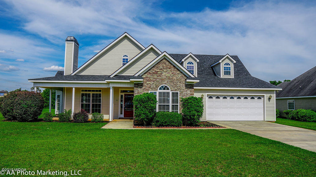101 Rose Hill Drive, Warner Robins, GA
