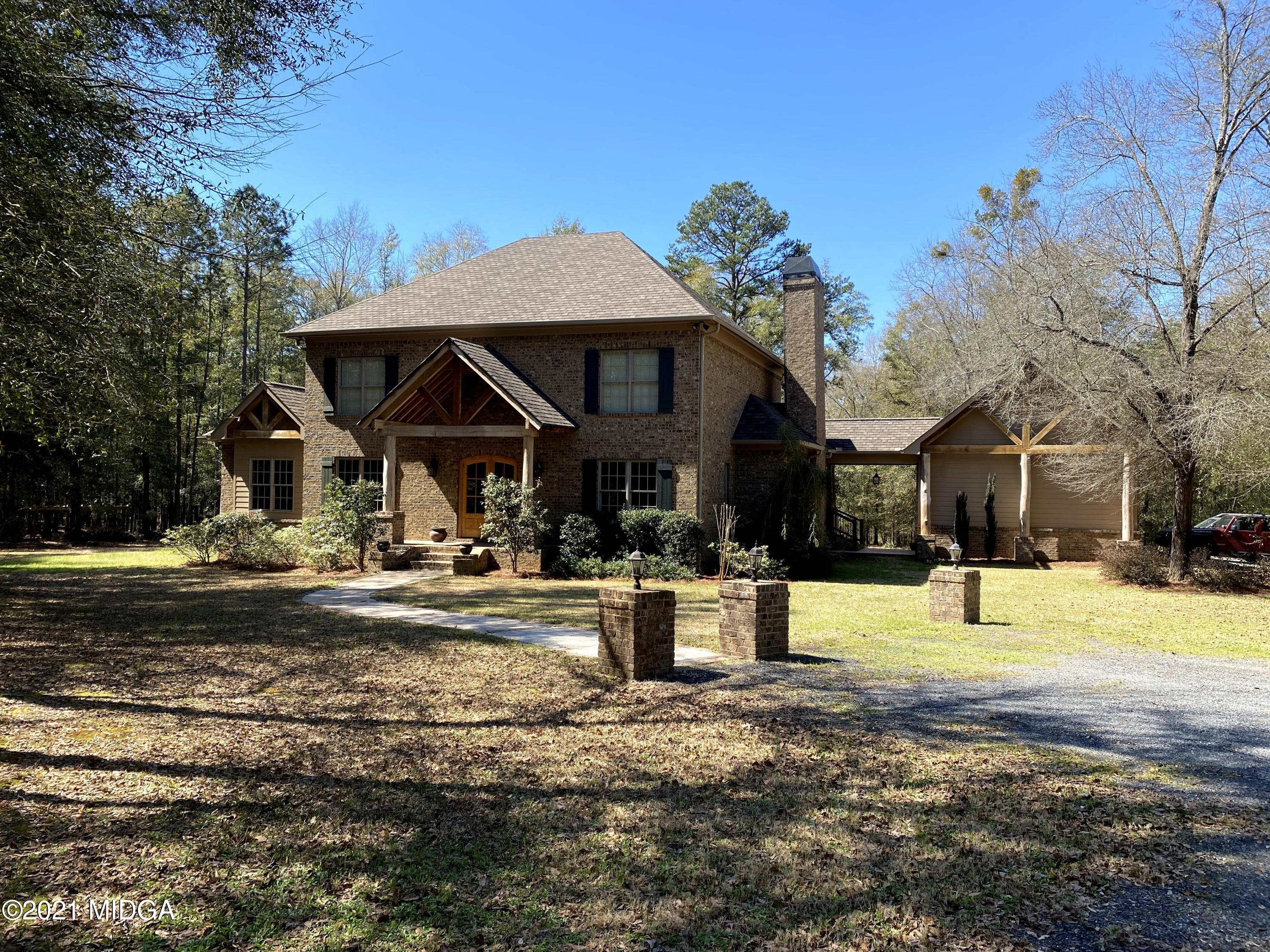 619 Harper Road Perry, GA 31069