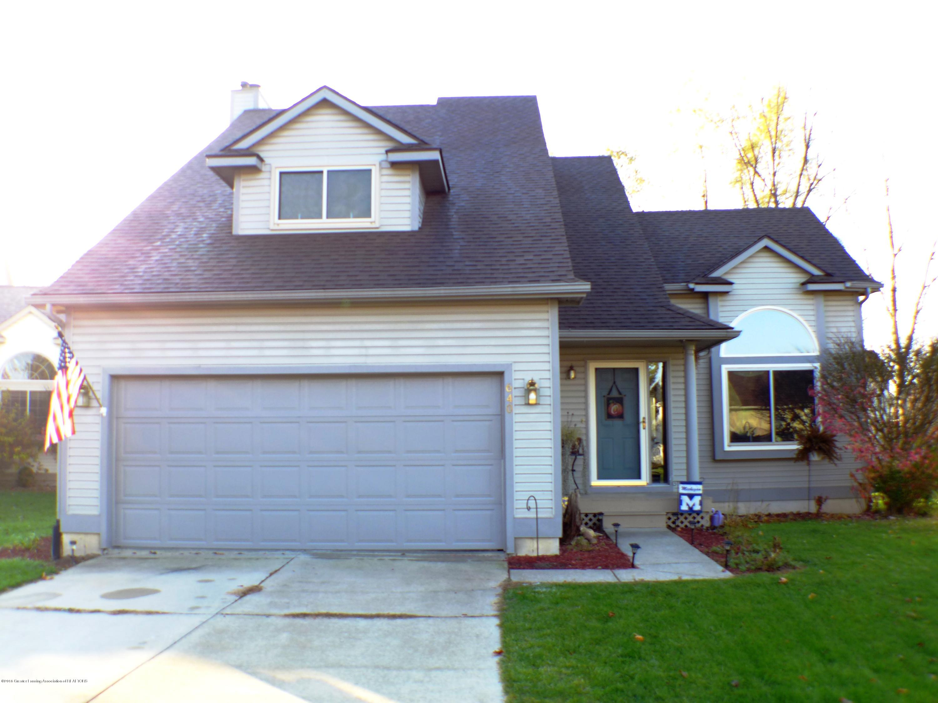 640 Winding River Way - Exterior Front - 2