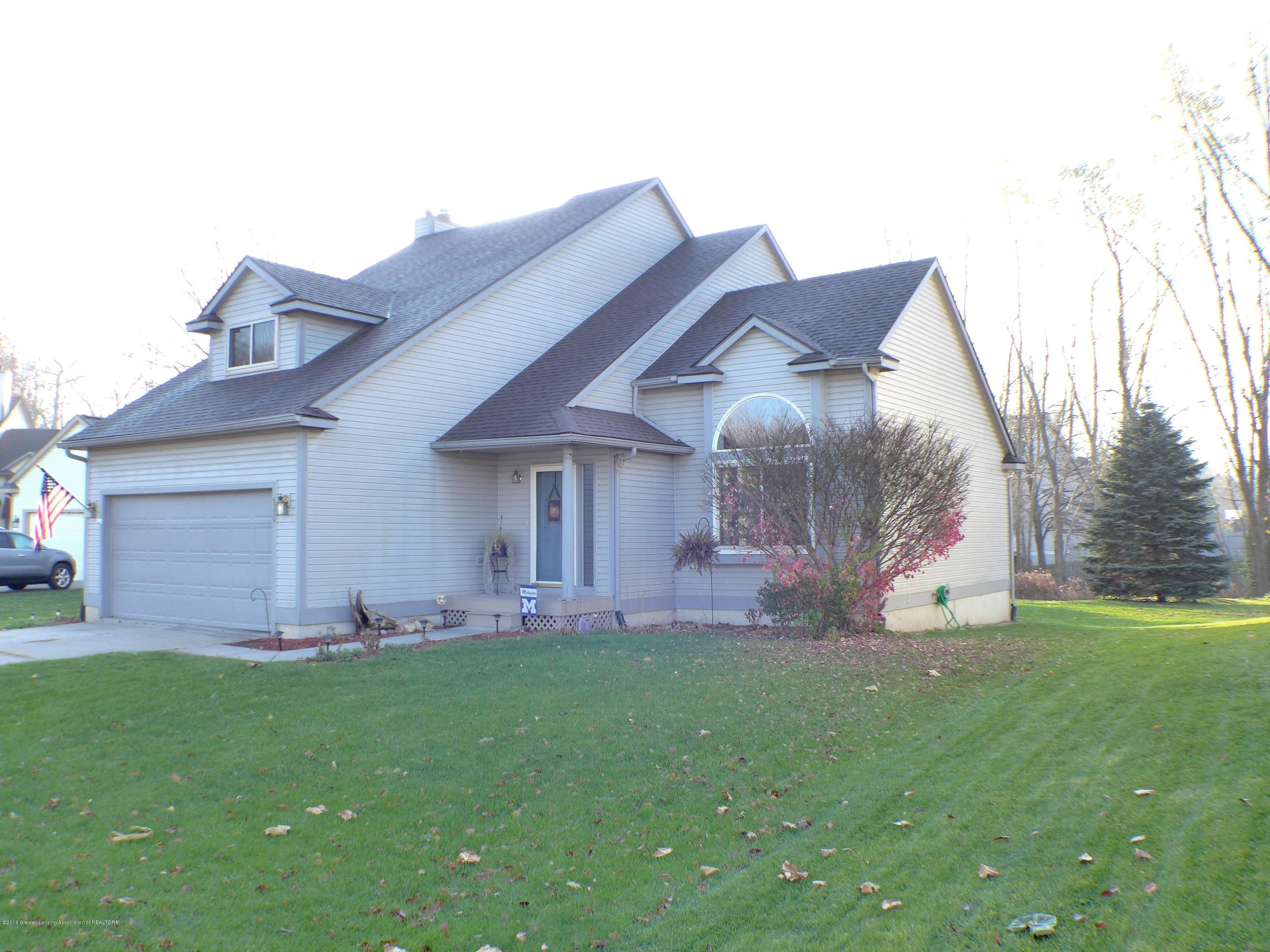 640 Winding River Way - Exterior Front - 3