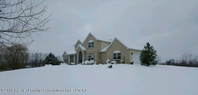 9611 Petrieville Hwy - FRONT VIEW - WINTER - 1