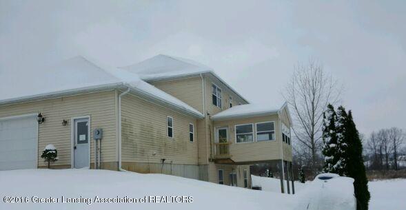 9611 Petrieville Hwy - REAR VIEW - WINTER - 2