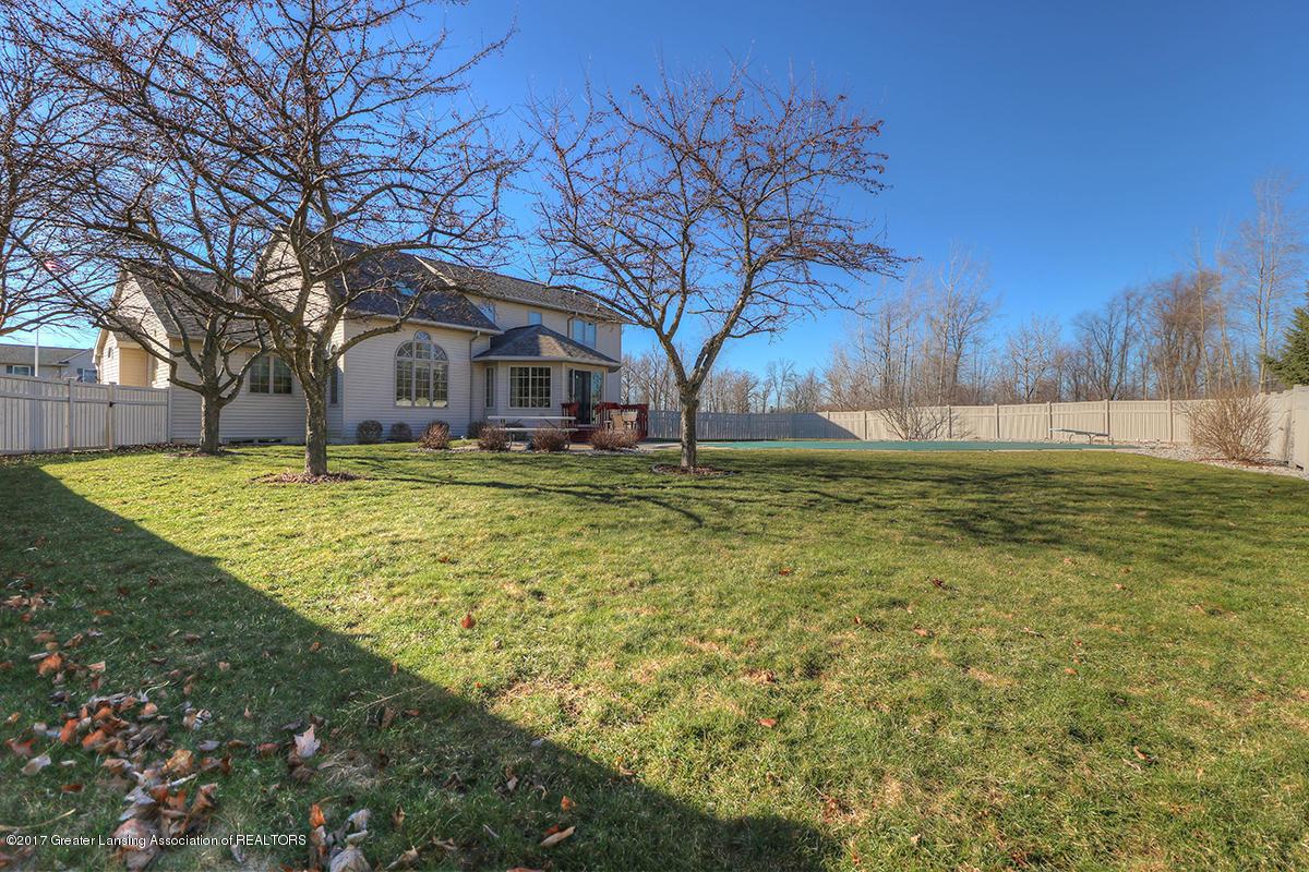 1145 River Oaks Dr - backyard - 2