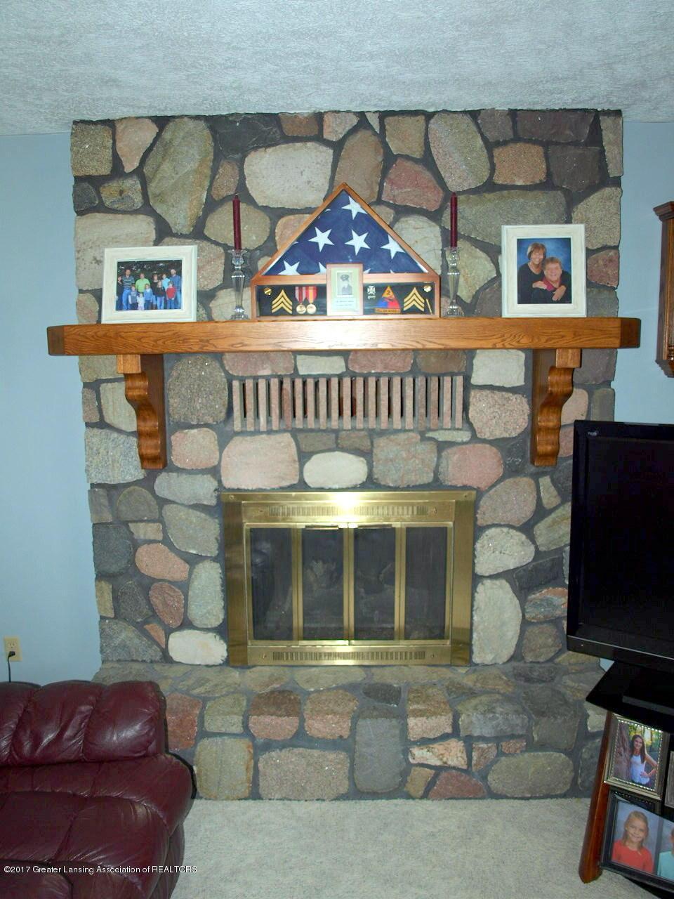 1871 W Taft Rd - Fireplace - 12