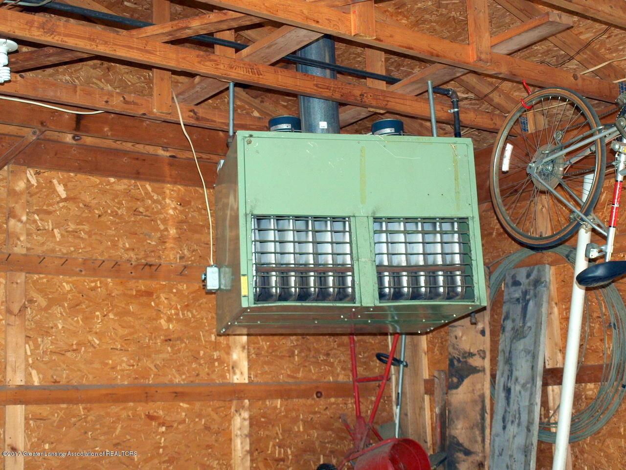 1871 W Taft Rd - Detached Garage Heater - 37