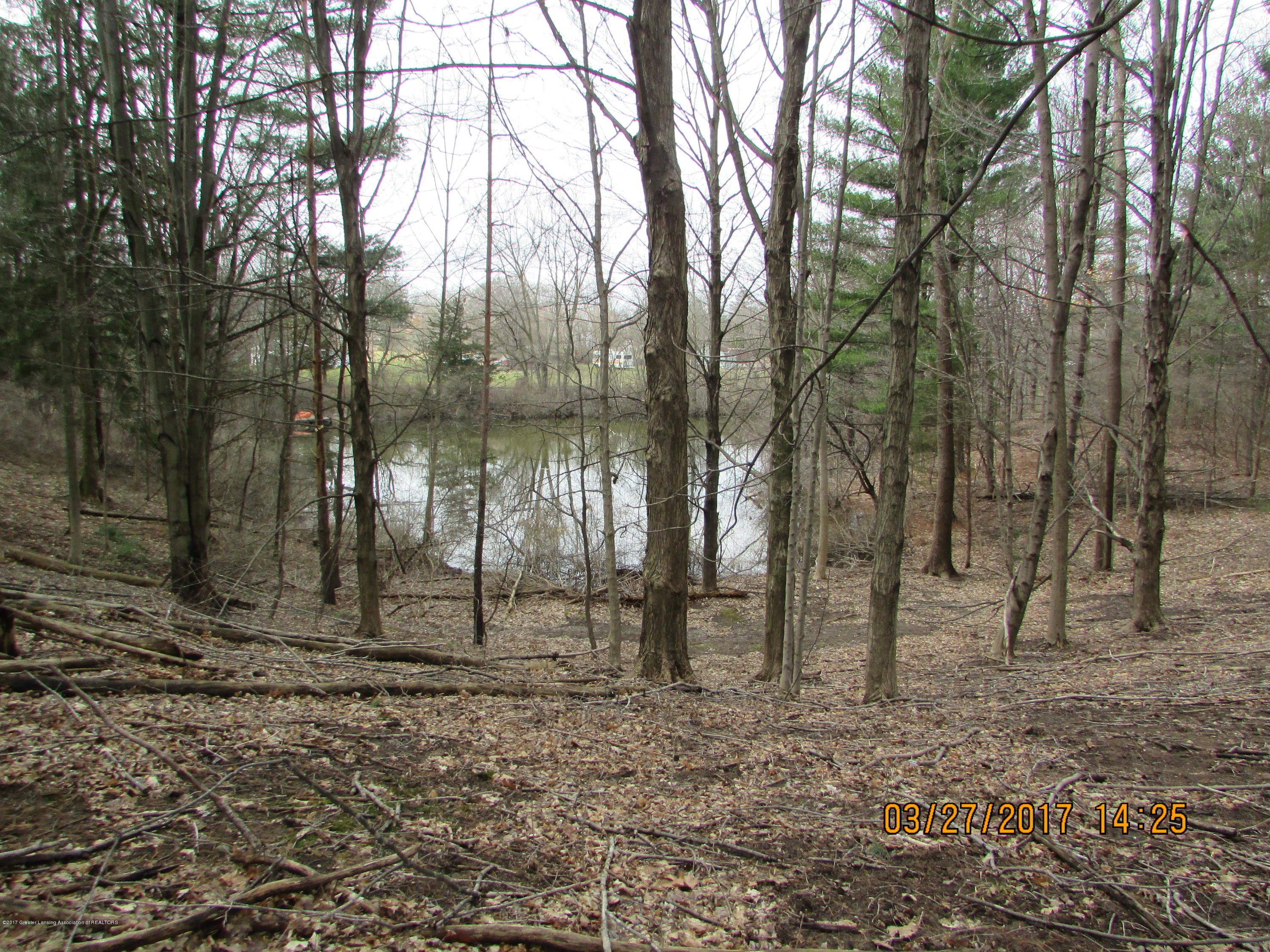 0 Old Lansing Rd - Overlooking Pond - 1