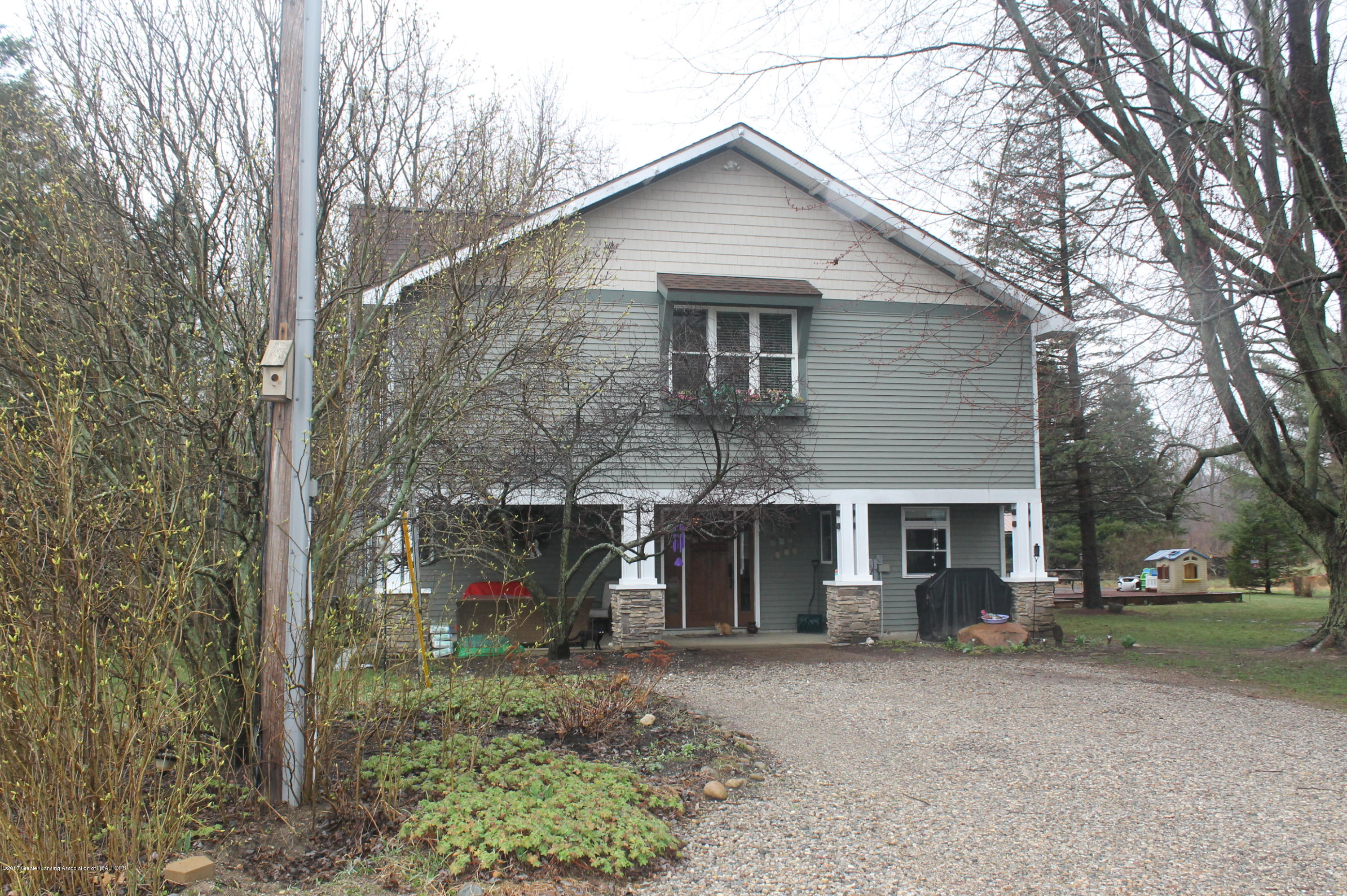 6490 Tyrrell Rd - Front - 1