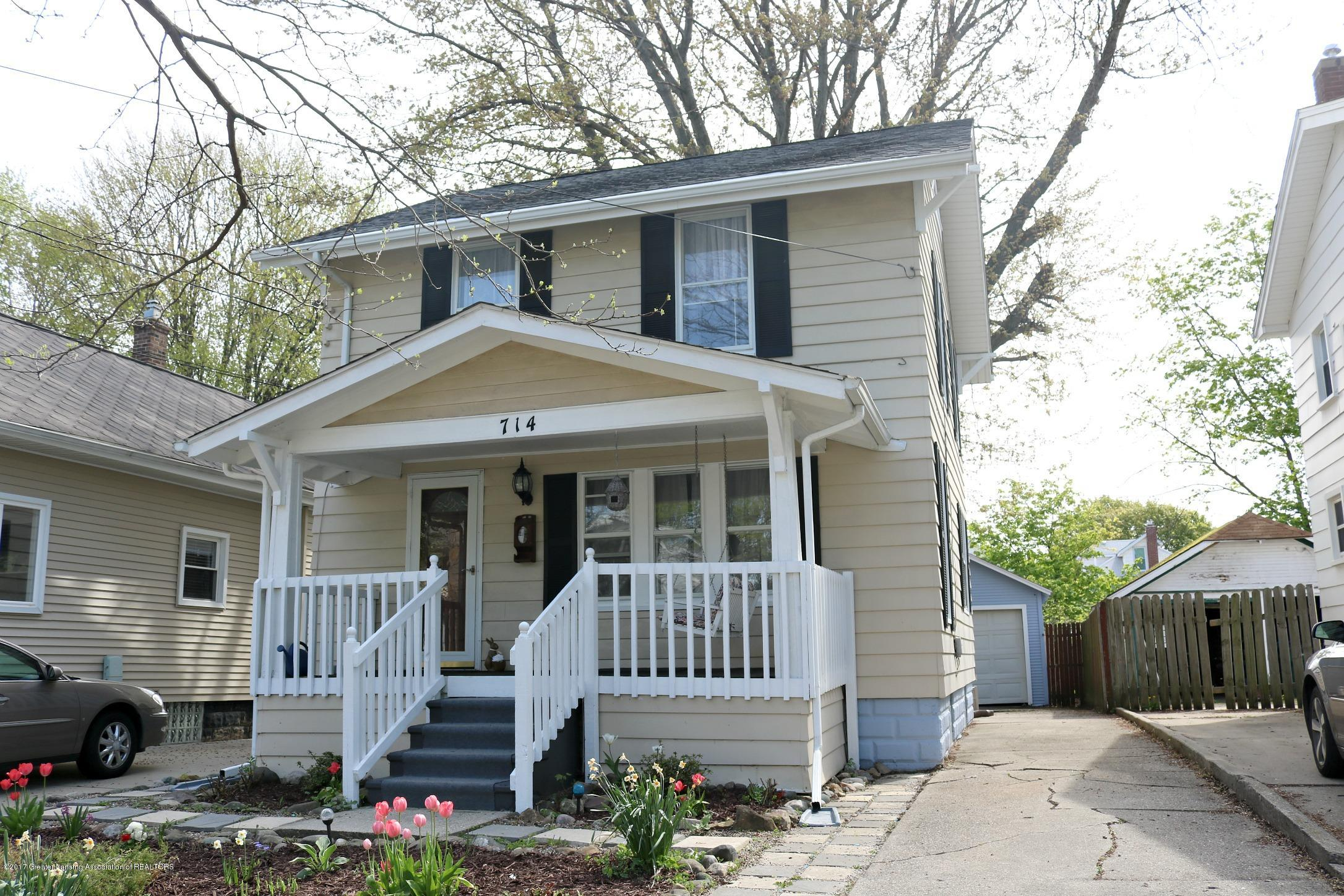 714 N Magnolia Ave - Front - 1
