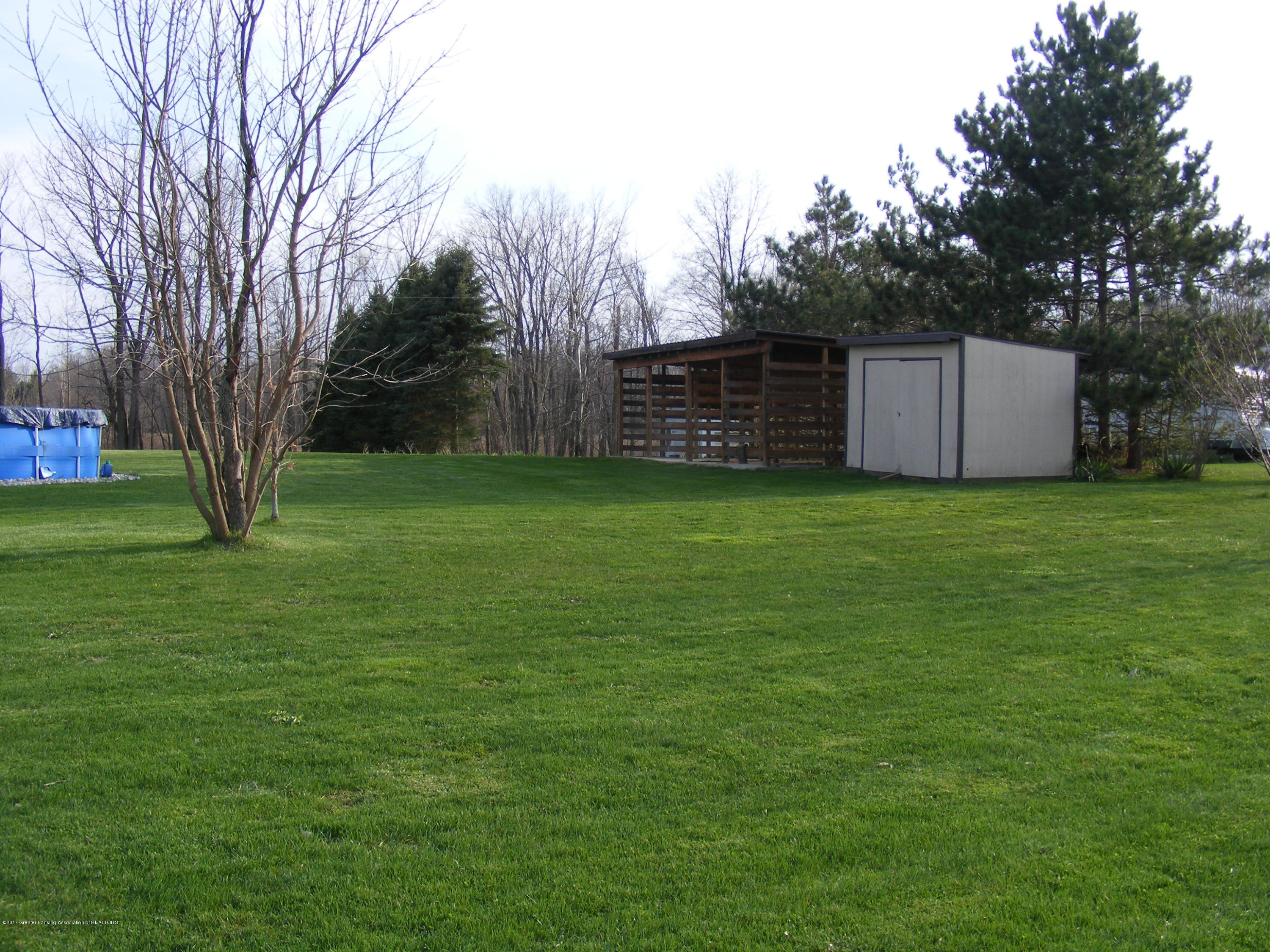 6190 Springport Rd - Shed & Storage Area - 28