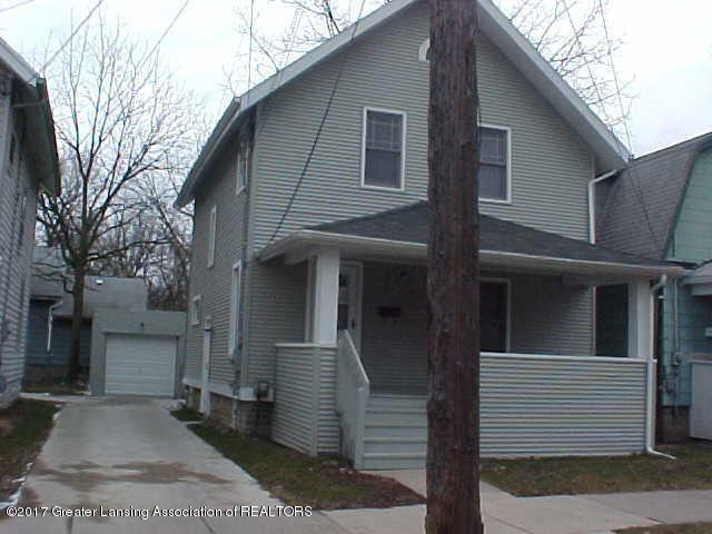 906 N Pine St - exterior - 1