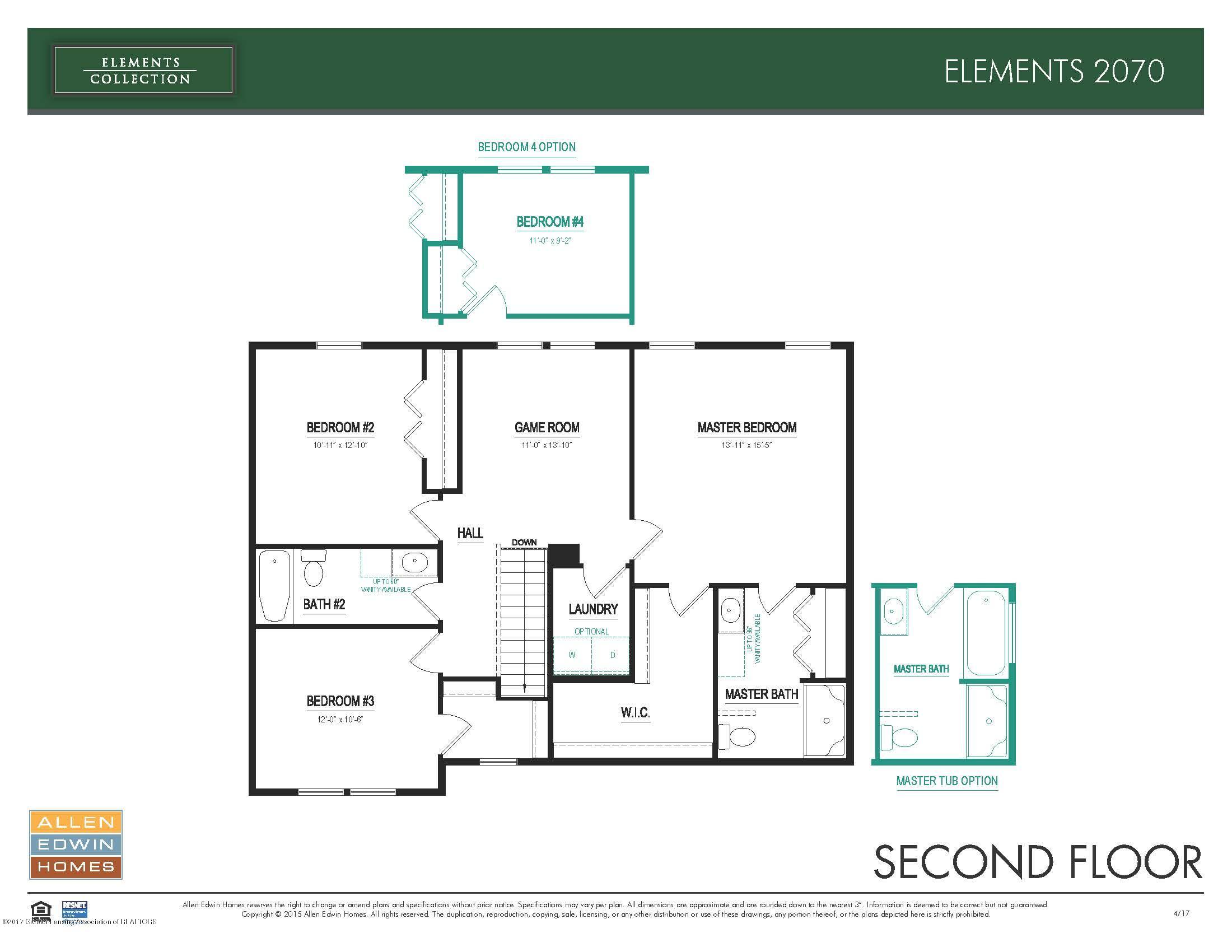 960 Pennine Ridge Way - Elements 2070 Second Floor - 4