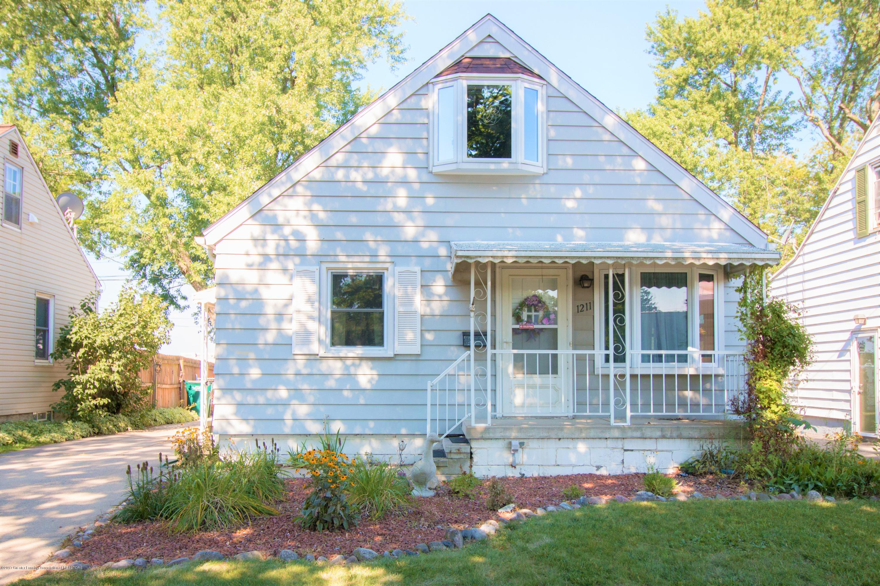 1211 Cleo St - Front - 1