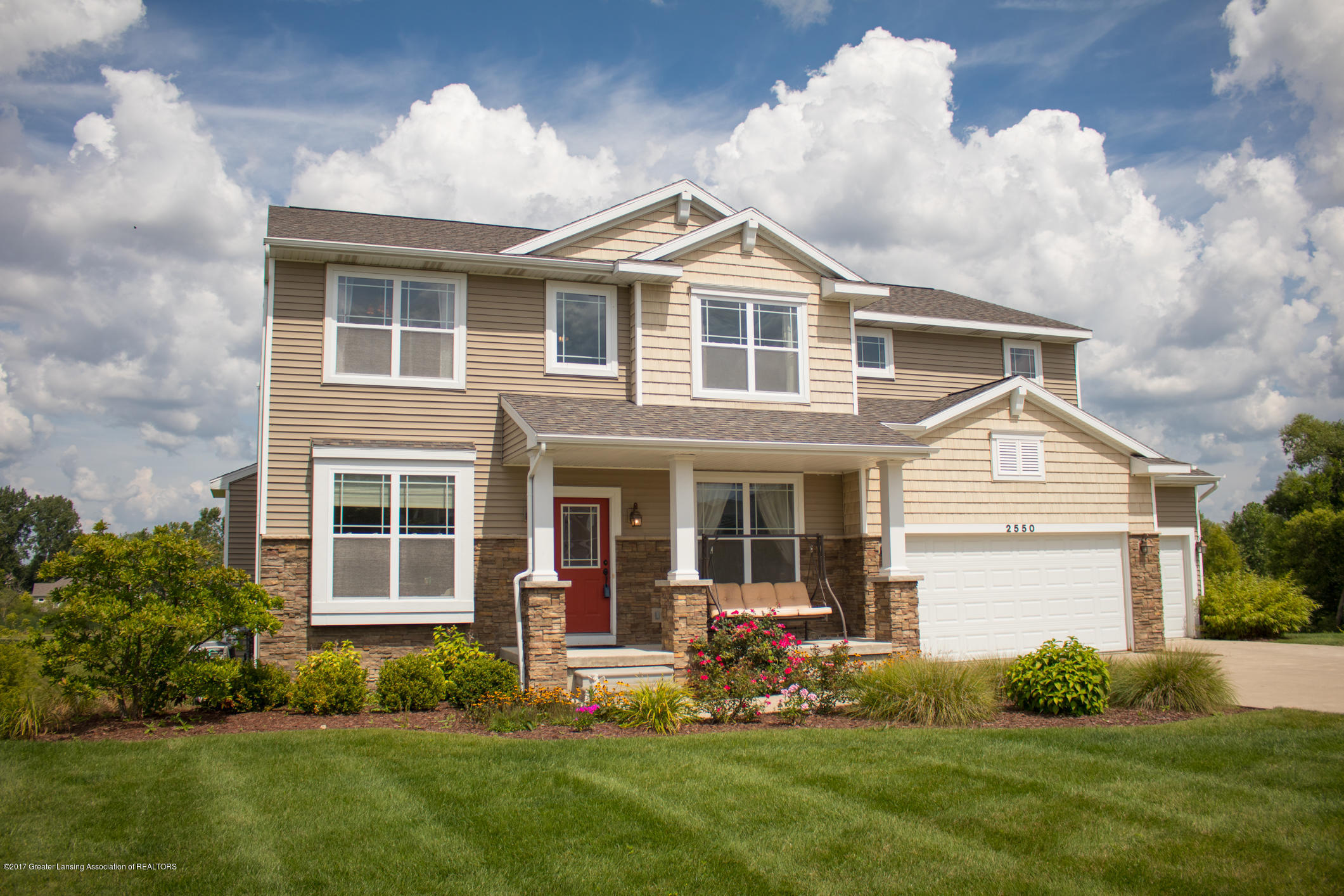2550 Lupine Ct - Front View - 3