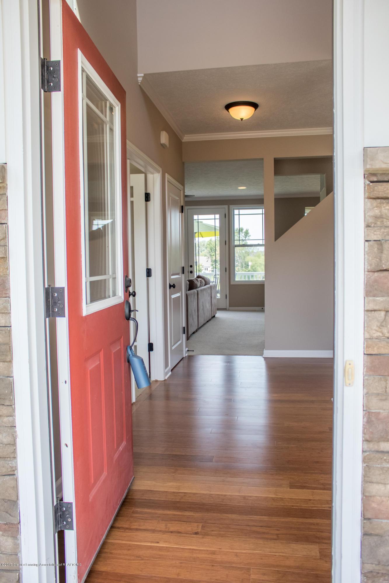 2550 Lupine Ct - Front Door View to Back - 12