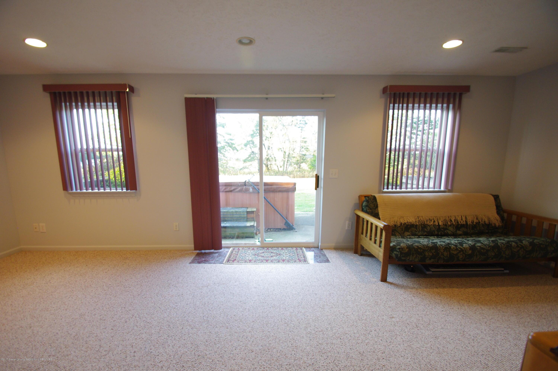 5545 S Krepps Rd - Lower Level Rec Room - 33