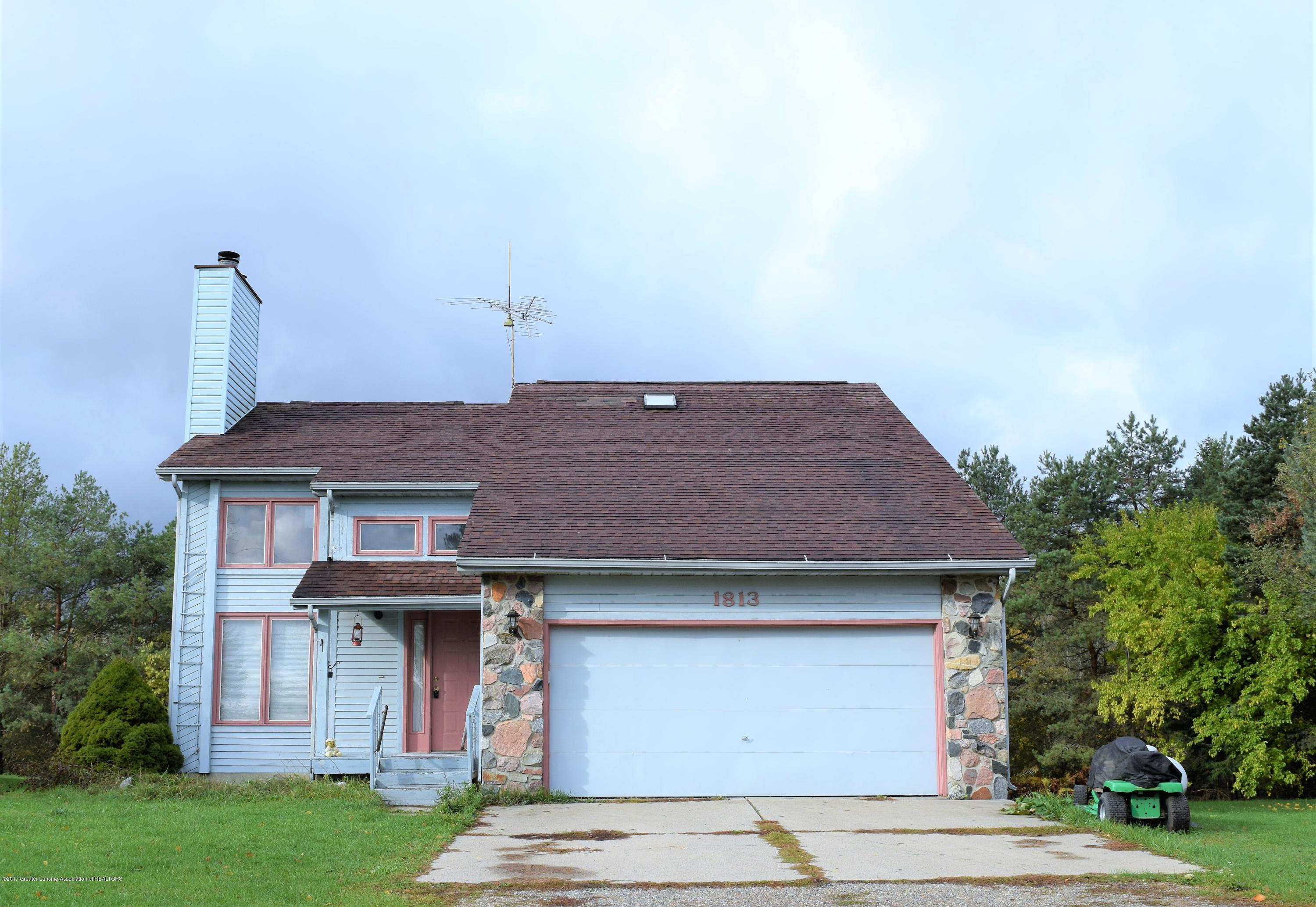 1813 N Michigan Rd - Ex Front - 1