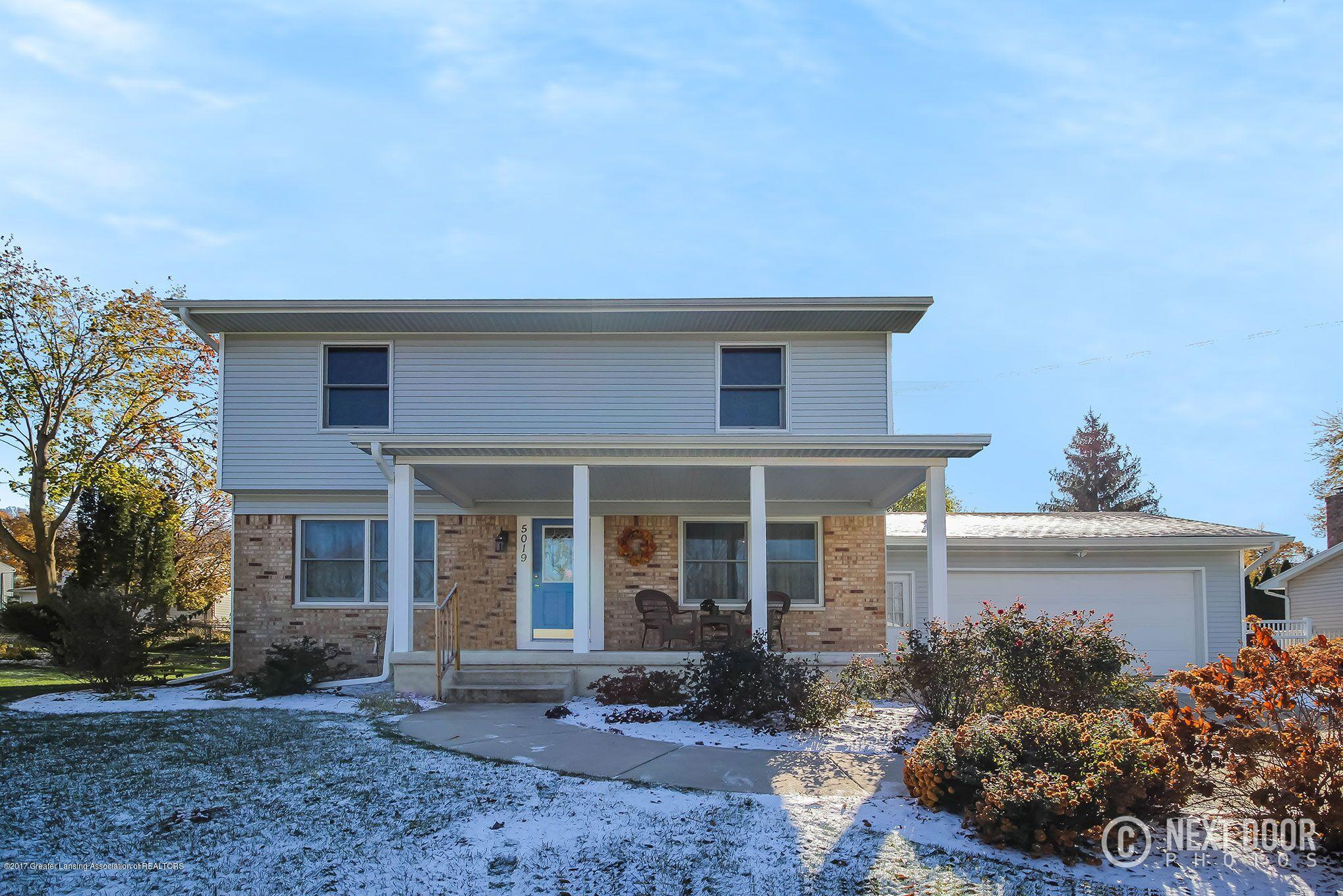 5019 Plum Hollow Dr - Front - 1