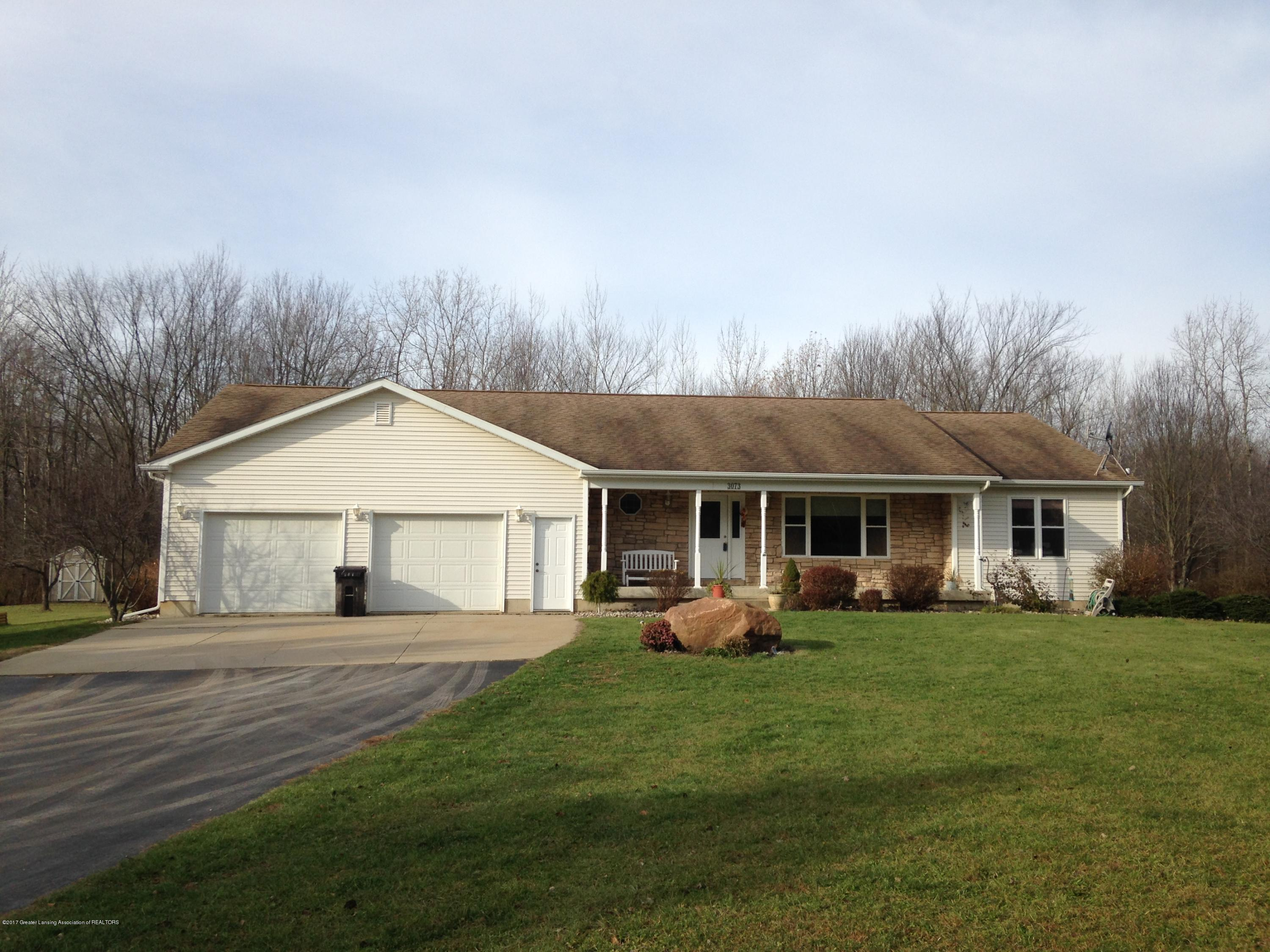 3073 N Stewart Rd - Front of Home - 1