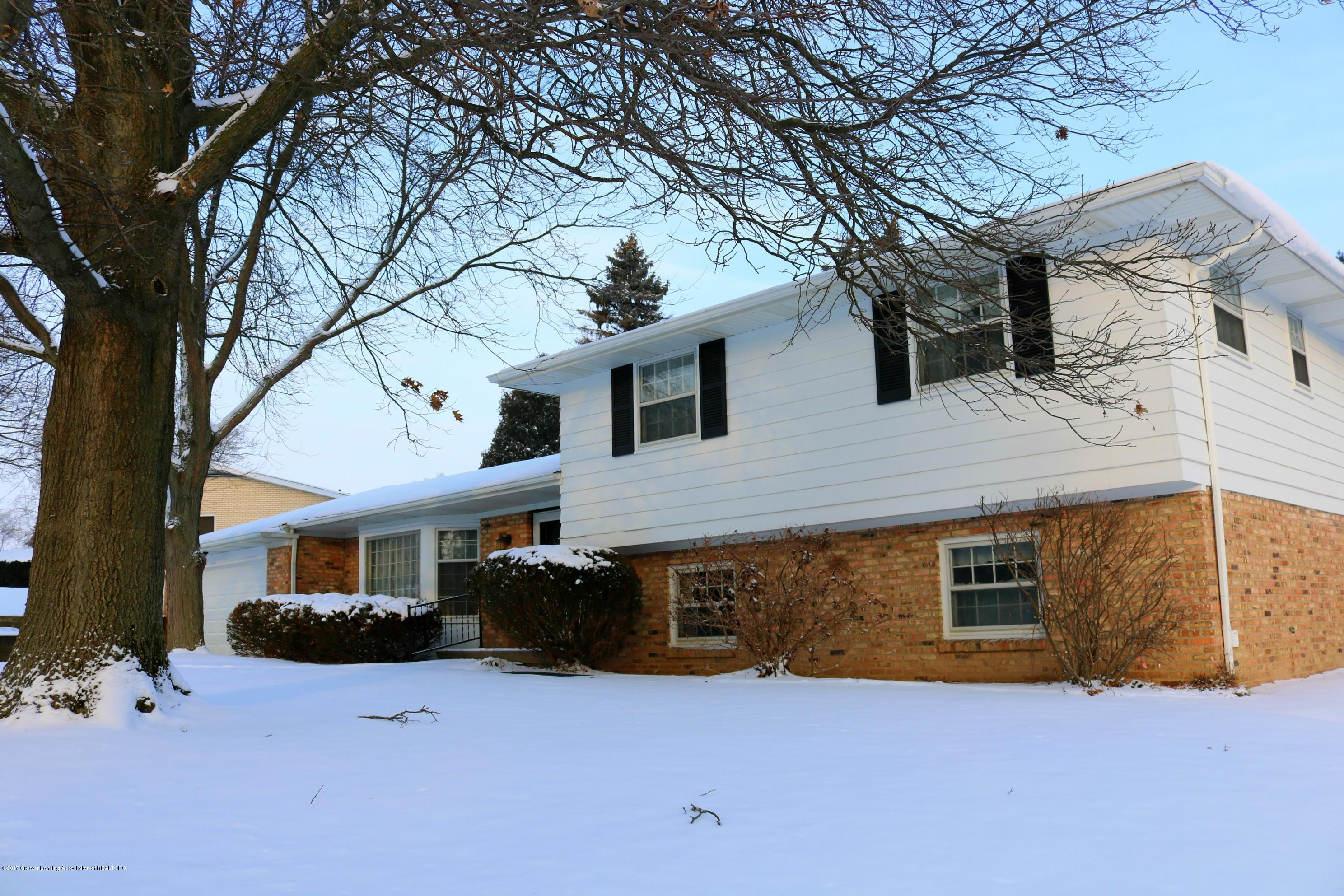 4014 Marmoor Dr - Front - 1