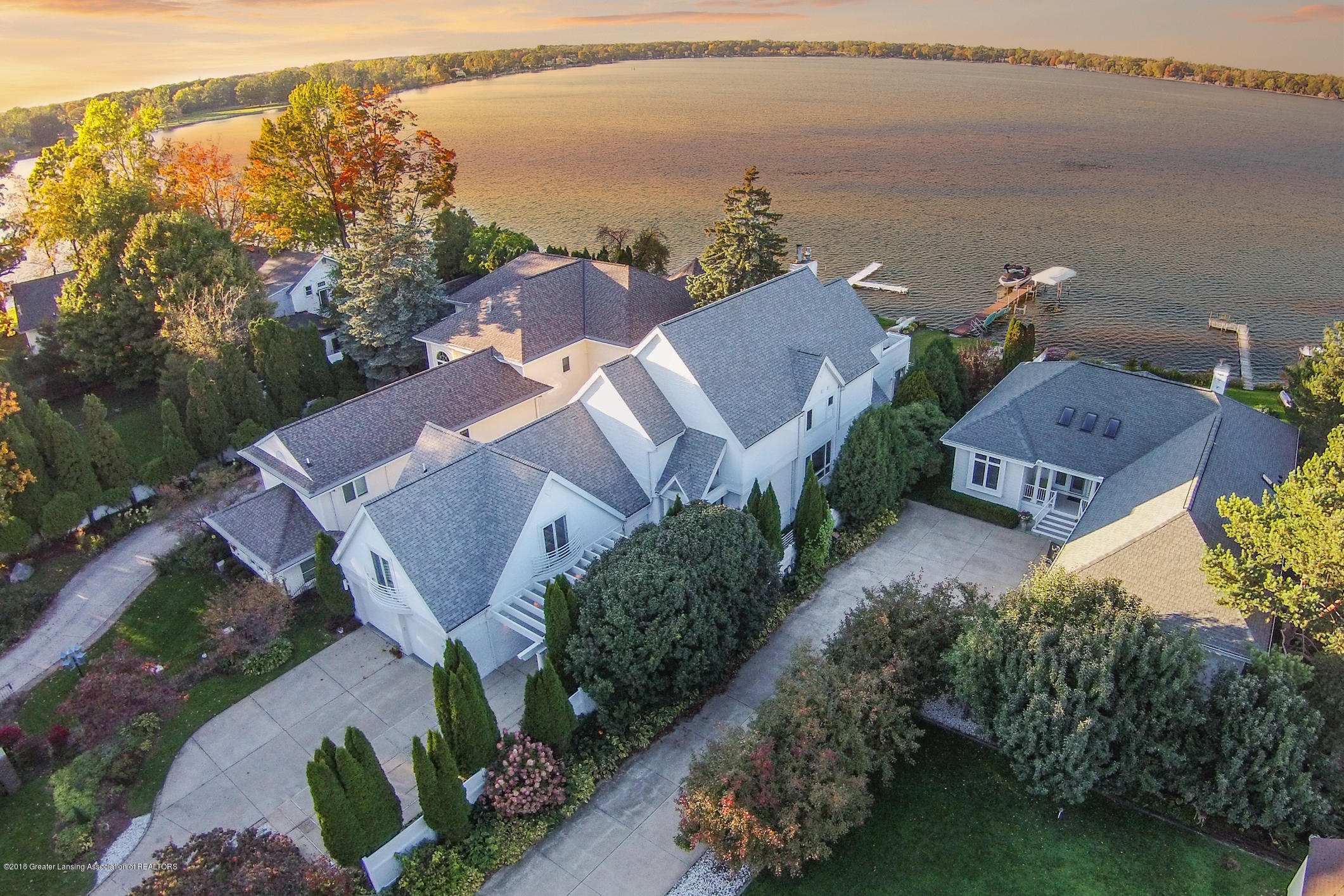 1360 Hickory Island St - Aerial-3 - 4