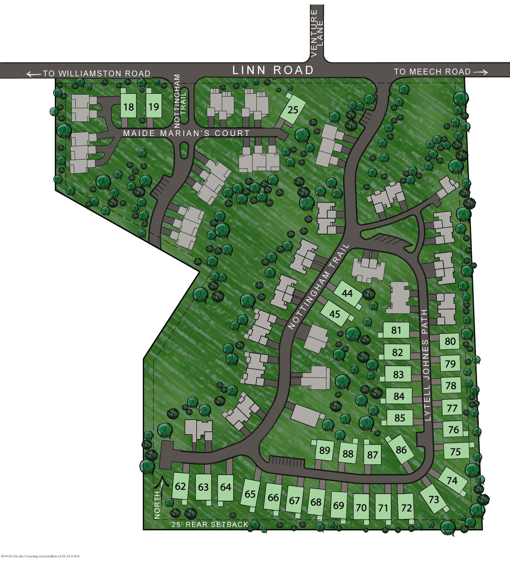 1555 Lytell Johnes Path  - Nottingham Condo Map-page-001 - 4