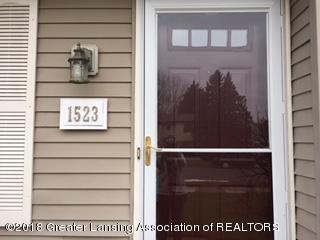 1523 Jacqueline Dr - Front Door - 2