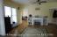 1st floor Living Room features hardwood floors, wood burning fireplace